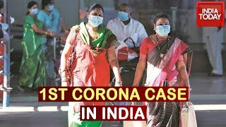 India On High Alert As Kerala Reports First Confirmed Coronavirus Case in India