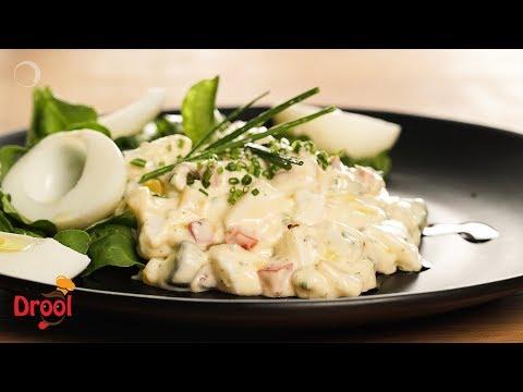 How To Make Egg Salad | एग सलाद | Side Dish