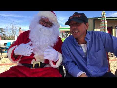 Santa Claus Endorses President Trump on Tax Reform, Dismisses Global Warming, Gore & Hillary Clinton