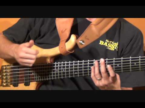 Utilizing the 6 String Bass Pt. 1