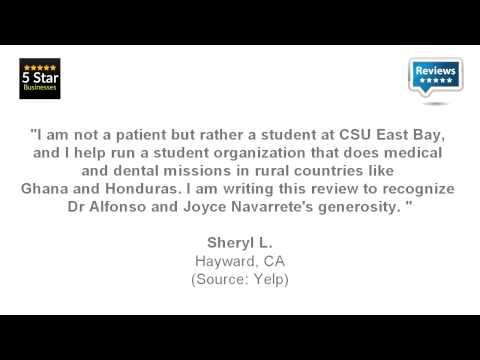 Gunawan Navarrete Joyce, DDS - REVIEWS - Hayward, CA Dentists