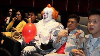 """Pennywise invades cinema! """"IT Chapter Two"""" Press Screening in Manila"""