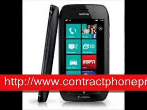 contract phones