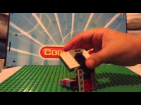 Tutorial-How To Build A Lego TV Monitor