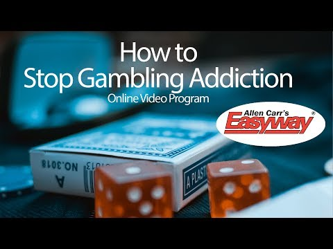 Allen Carr's The Easyway to Stop Gambling - On-Demand Trailer
