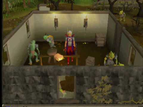 RSMV- I Kissed A Girl By Katy Perry- Runescape Style!!