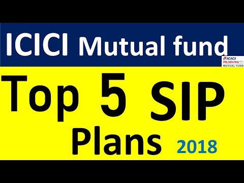 top 5 mutual funds 2018 | ICICI mutual funds best SIP Plans | Best return Mutual funds SIP 2018