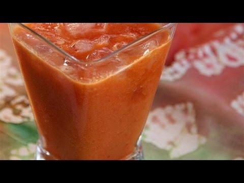 Easy Carrot-Banana Smoothie Recipe