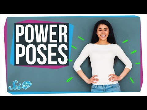 Are Power Poses Super Life Hacks or Super Junk?