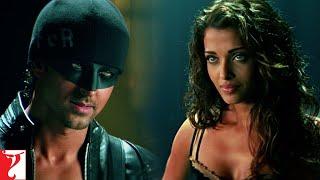 Scene: Aryan and Sunehri like partners | Dhoom:2 | Hrithik Roshan | Aishwarya Rai