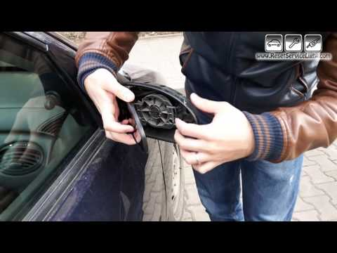 Side View Mirror Replacement 2 Ford Focus Exterior Mirror