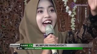 Ustadzah Ngapak - Mumpuni Handayekti - Terbaru 2019 ( Live Streaming Mbarang Gawe Tv )