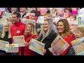Postcode Millions Winners - S40 3AR in Chesterfield on 03/02/2018 - People's Postcode Lottery