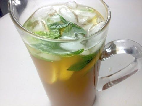 Apple Ice Tea - Todd's Kitchen