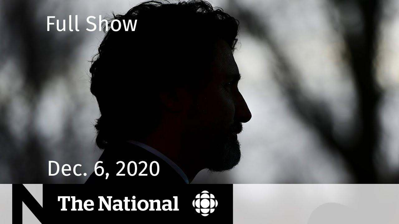 CBC News: The National | Where Ottawa's pandemic spending went | Dec. 6, 2020