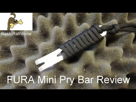 FURA Mini Pry Bar Review