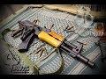 PM90p AWS Romanian PM90P Pistol, 7.62x39
