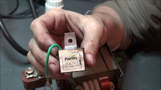 Tiny and compact powerful spot welder