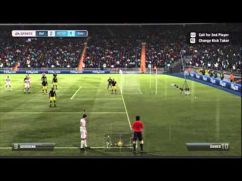 FIFA 13 Ultimate Team Live Com 7: New Silver England Team