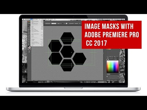 Creating Image and Text Masks with Premiere Pro CC 2017