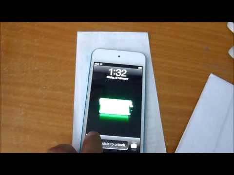 How to jailbreak Ipod touch 5th generation tutorial for ios 6.1.2 and 6.1