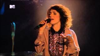 Giorgia Quando una stella muore MTV 2014