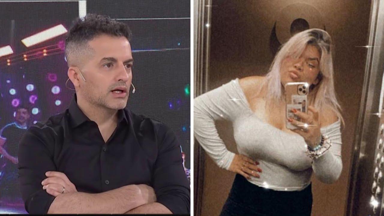 """Ángel de Brito le cerró la puerta a Morena Rial para Cantando 2020 y para LAM: """"No hay más lugar"""""""