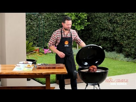 The Real / Simple BBQ Series | Episode #3: Roast Pork