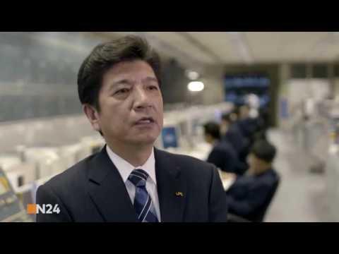 Die Superschnellzüge Japans   Tokaido Shinkansen   Doku 2017 HD NEU