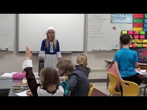 Abby - Betsy Ross Speech
