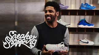 Download Kyrie Irving Goes Sneaker Shopping With Complex Video