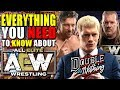 Everything You Need To Know About AEW Before Double Or Nothing Full Roster News Future