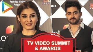 Colors TV hosts IWMBuzz TV Video Summit & Awards | Raveena Tandon, Shraddha Arya | Part 1
