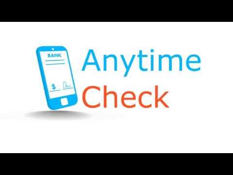 AnytimeCheck - Receive eChecks Instantly