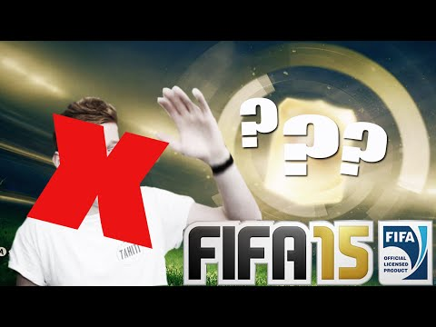 WE CHANCE OUR LUCK AGAIN!! - FIFA 15 PACK OPENING