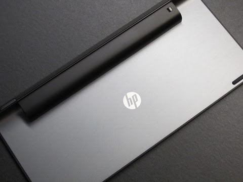 HP Touchpad Wireless Bluetooth Keyboard Review