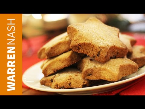 Christmas Cookies Recipe – Easy to make at home – Recipes by Warren Nash