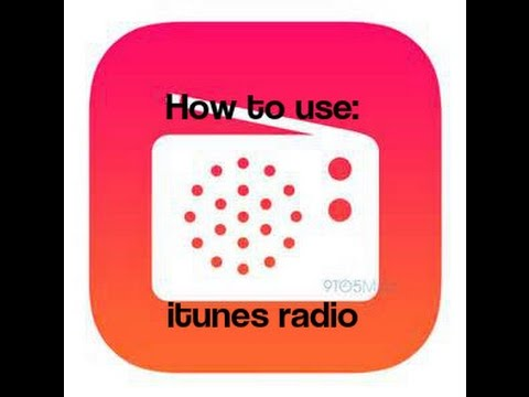 How to put a new radio station on iTunes (easy version)