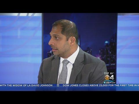 Founding Member Of Florida Muslim Bar Association Talks Block Of Trump Travel Ban