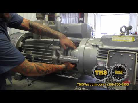 TMS - Busch R5 Pump Maintenance