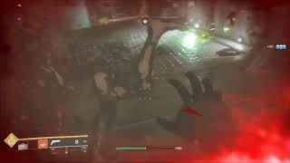 Destiny 2 Warlock In Hope Mission
