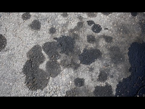 How To Remove Oil Stains From Concrete - Quick And Easy