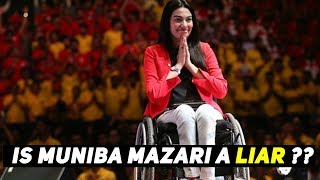 Is Muniba Mazari a Liar? Watch This Video Before Making a Judgment!