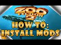 How to install mods for Zoo Tycoon 2 - Tutorial