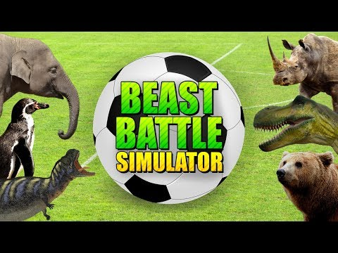 Beast Battle Simulator - The World Cup
