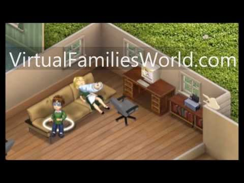Virtual Families 2 Money Cheats For $1,000,000 - Tips and Walkthroughs