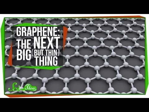 Graphene: The Next Big (But Thin) Thing