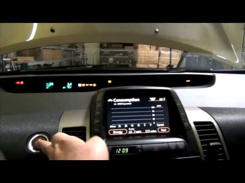 How to reset the maintenance required light on an '07 Toyota Prius - LubeUdo