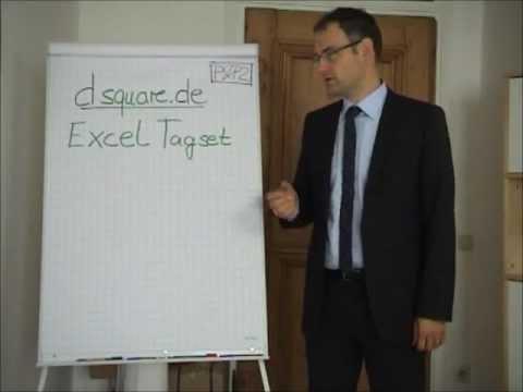 SAS ExcelXP Tageset PP Tutorial