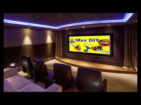 Moble phone home cinema DIY